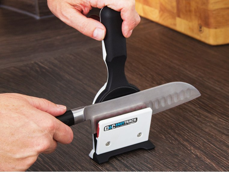 FASTTRACK Handheld Knife Sharpener by MPower Tools - 1