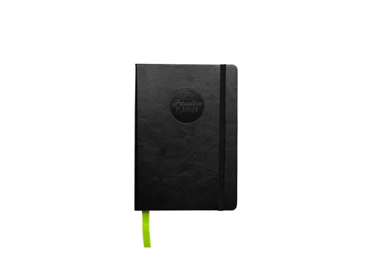 Undated Goal Planner & Daily Organizer by Passion Planner - 4