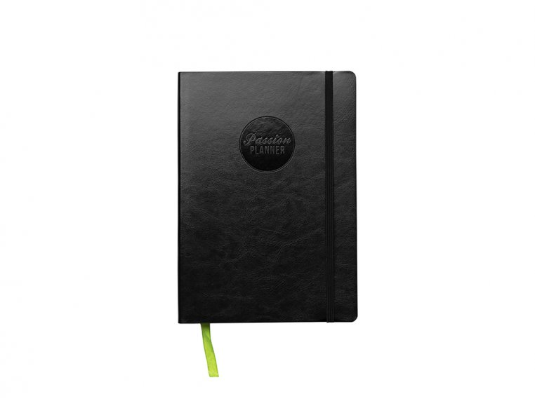 Undated Goal Planner & Daily Organizer by Passion Planner - 5