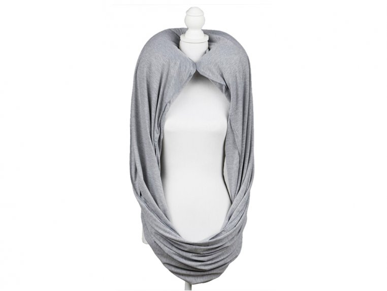 2-in-1 Travel Pillow Infinity Scarf by Sleeper Scarf - 3