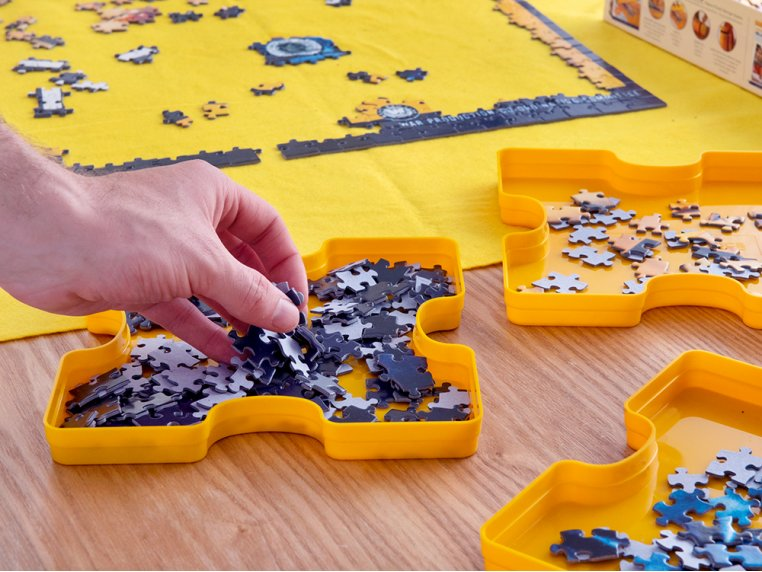 Puzzle Roll-Up Mat Kit by Eurographics - 3