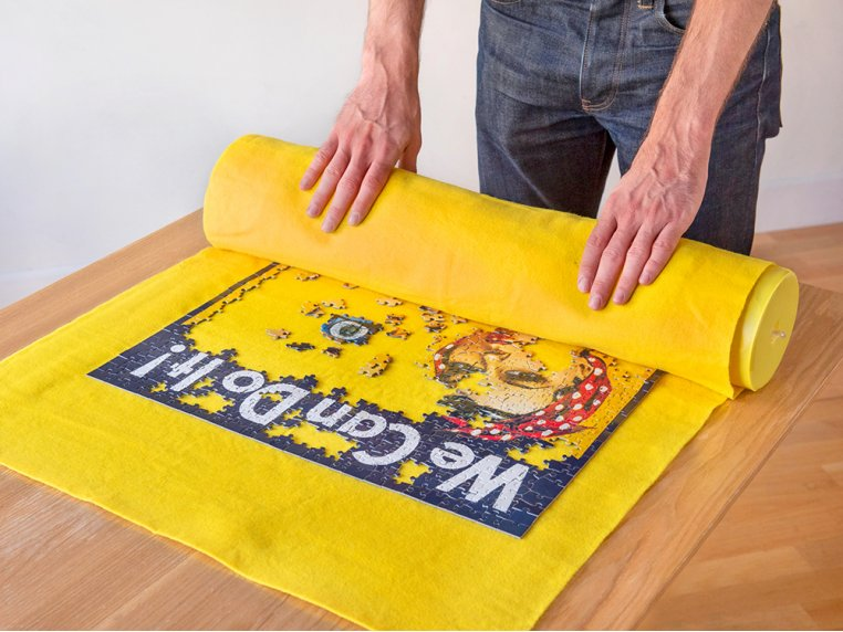 Puzzle Roll-Up Mat Kit by Eurographics - 1