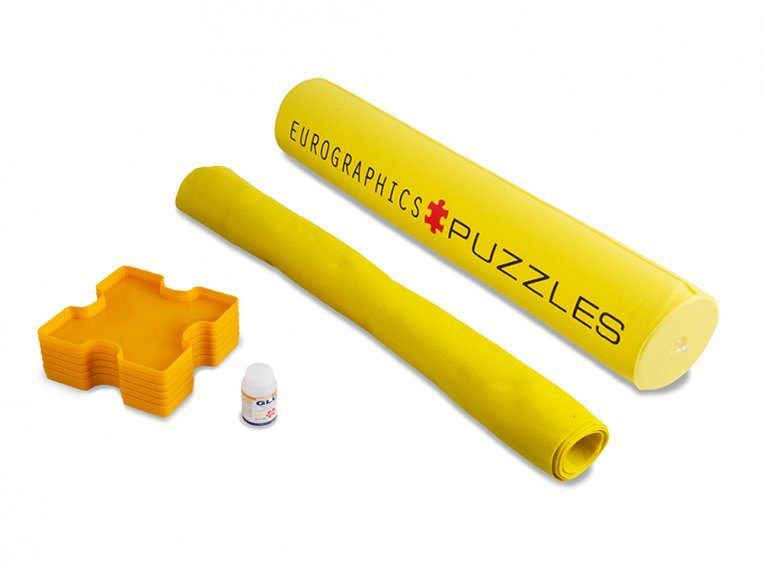 Puzzle Roll-Up Mat Kit by Eurographics - 5