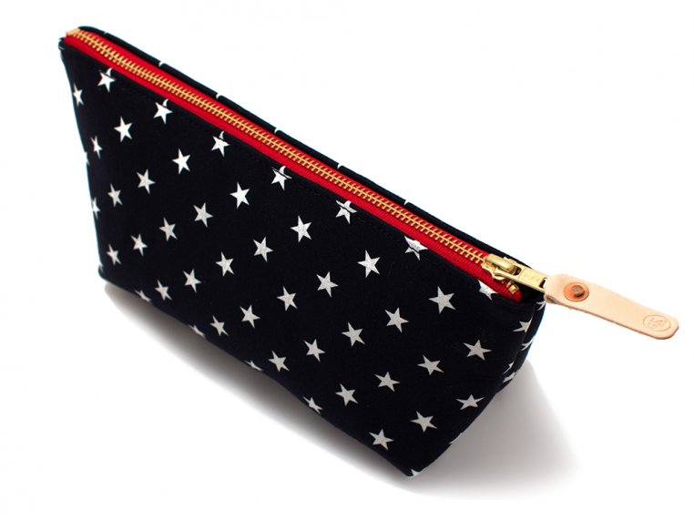 Travel Cosmetic bag by General Knot & Co. - 5