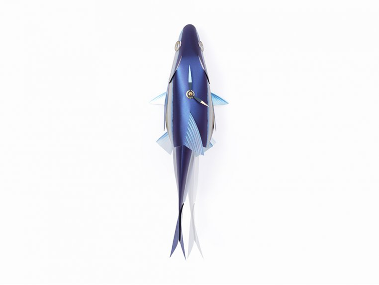 Pendulum Fish Clock by Bonito - 6
