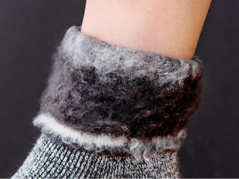 Women's Brushed Thermal Socks by Heat Holders® - 3