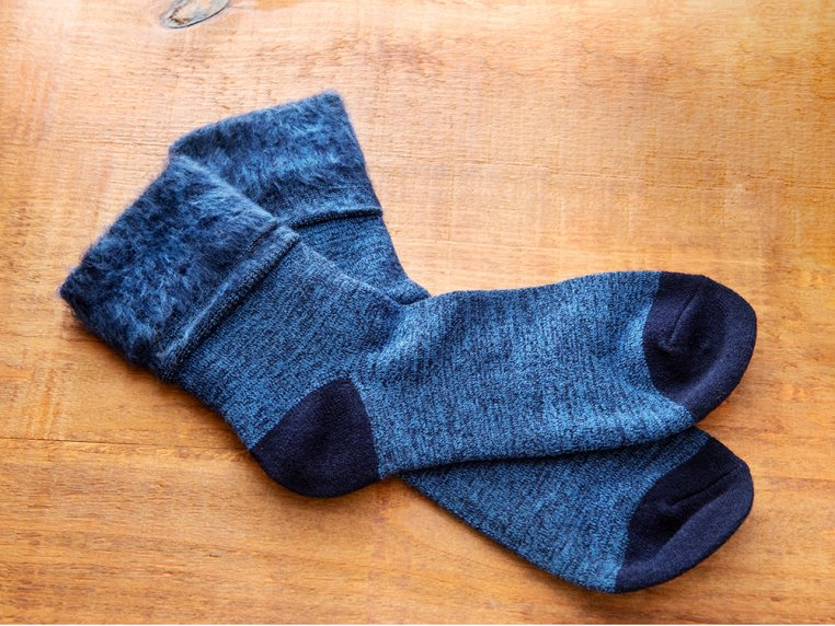 Women's Brushed Thermal Socks by Heat Holders® - 1