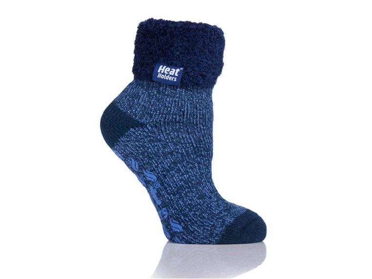 Brushed Thermal Lounge Socks by Heat Holders® - 3