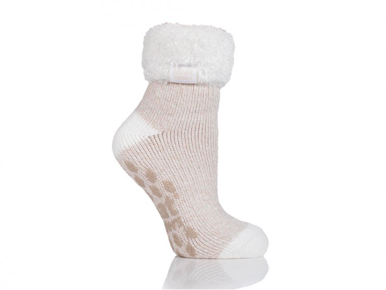 Brushed Thermal Lounge Socks by Heat Holders® - 5