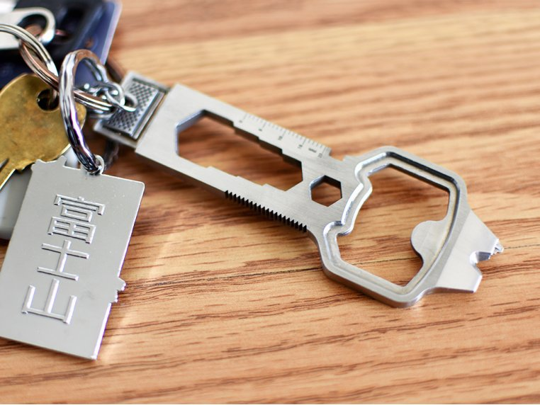 MultiGrip Keychain Multitool by Disc Brand Co - 2