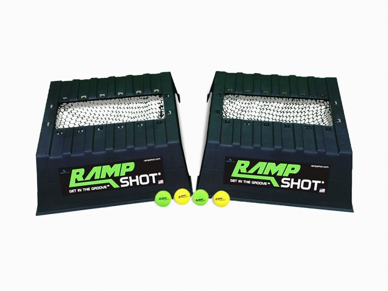 Toss & Bounce Outdoor Game by RampShot - 4