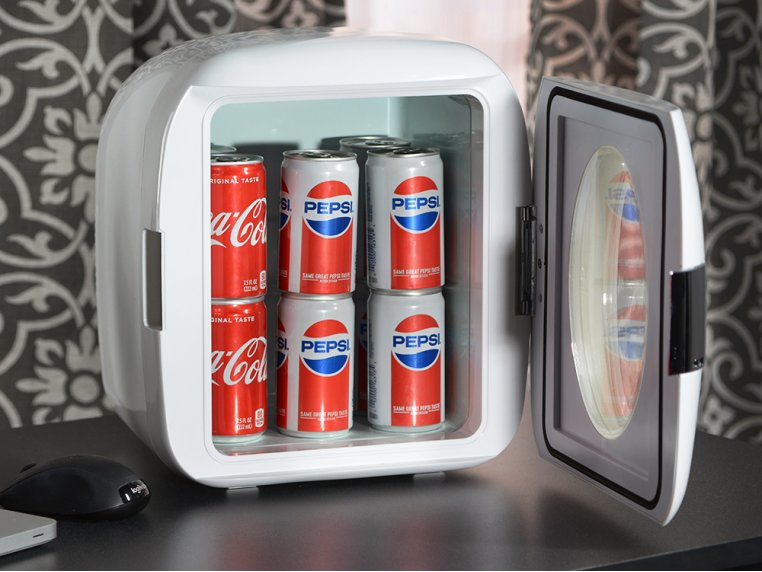 Uber Chill XL Personal Mini Fridge by Uber Appliance - 4