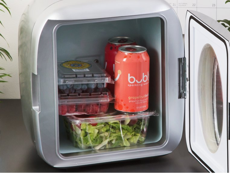 Uber Chill XL Personal Mini Fridge by Uber Appliance - 5