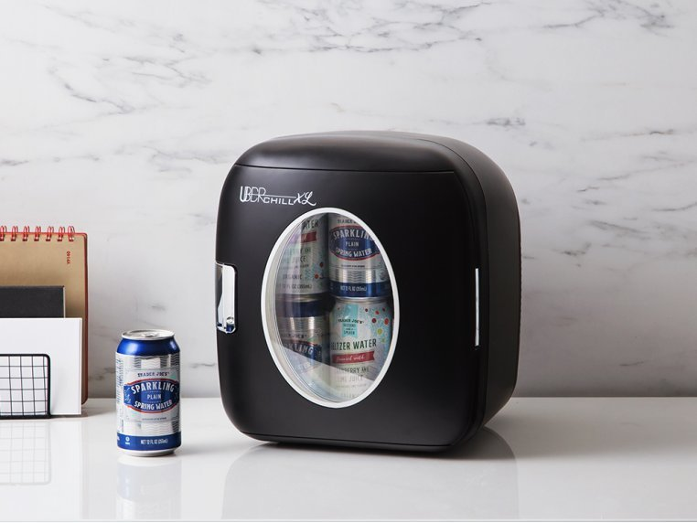 Uber Chill XL Personal Mini Fridge by Uber Appliance - 1