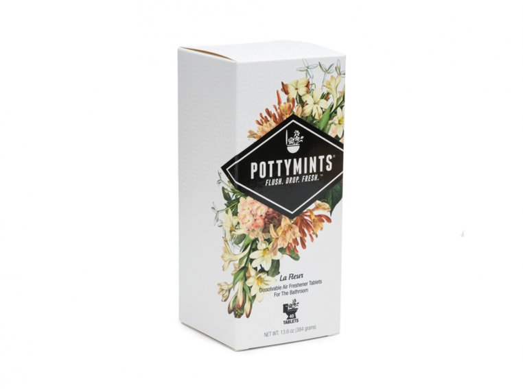 Air Freshener Toilet Tablets - 40 Pack by Pottymints - 5