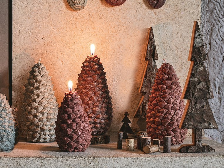 Handcrafted Woodland Candle by Bougies La Francaise - 2