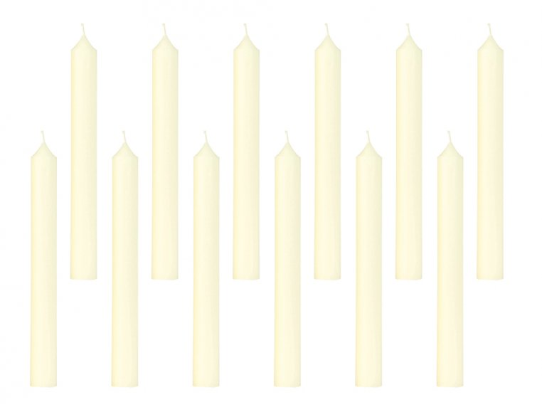 French Dinner Candles - Set of 12 by Bougies La Francaise - 3