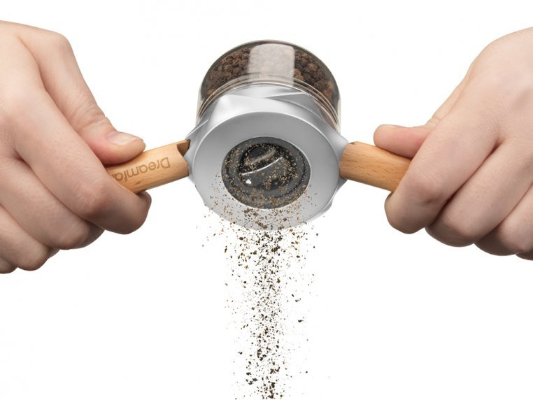 One-Handed Spice & Pepper Grinder by Ortwo by Dreamfarm - 3