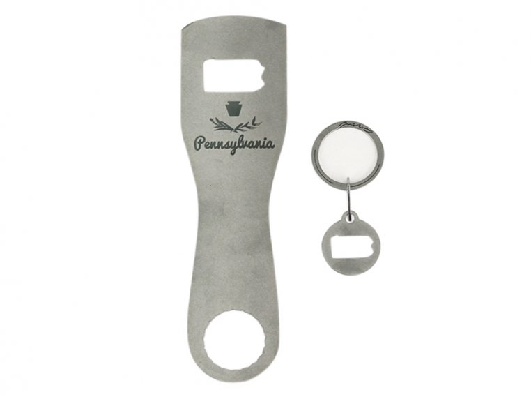 State Pride Bottle Opener Gift Set by Zootility - 30