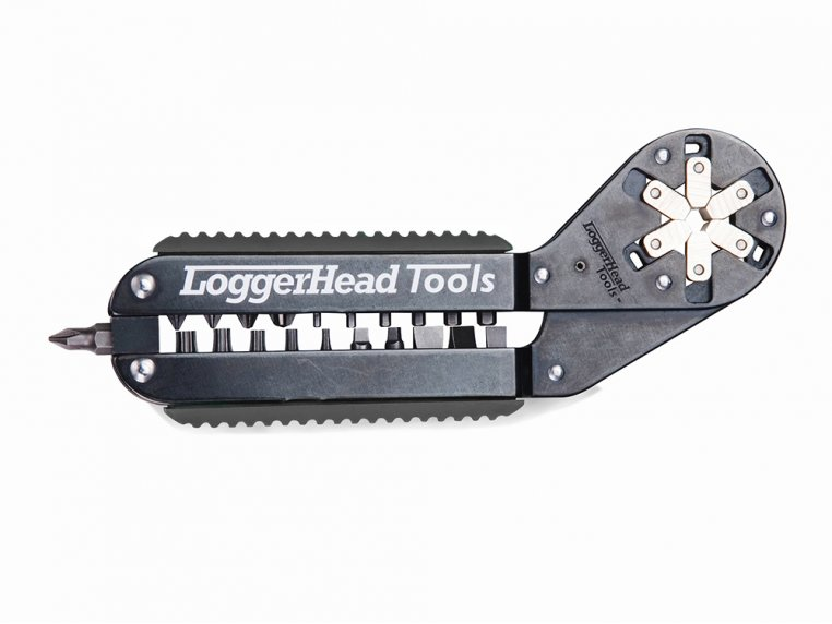 ImmiX™ Adjustable Wrench Multitool by LoggerHead Tools - 4