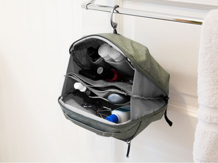 Multi-Pocket Dopp Kit with Hook by Peak Design - 1