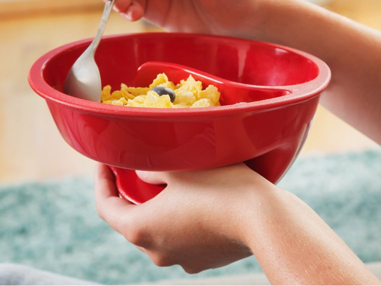 The Original Never Soggy Cereal Bowl by OBOL® - 2