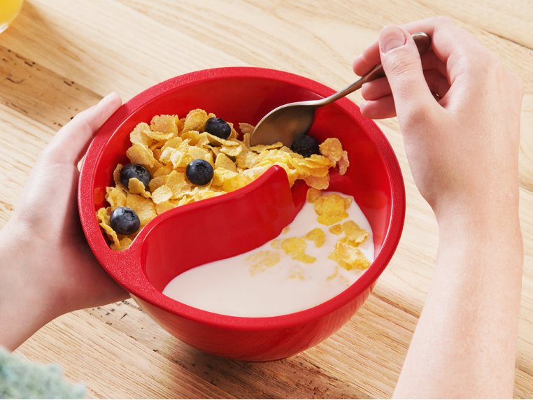 The Original Never Soggy Cereal Bowl by OBOL® - 1