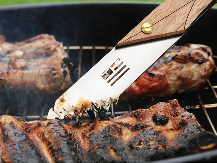 American Flag Grilling Tools by Hunter & Gatherer - 2