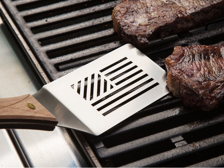 American Flag Grilling Tools by Hunter & Gatherer - 4