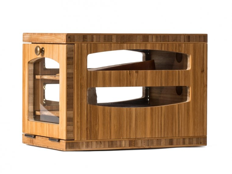 Wooden Cheese Humidor by Cheese Grotto - 3
