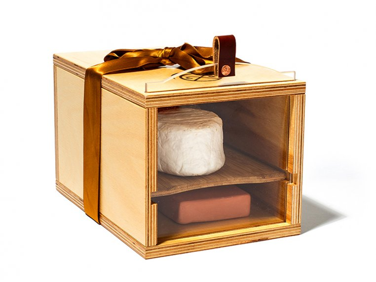 Wooden Cheese Humidor by Cheese Grotto - 5