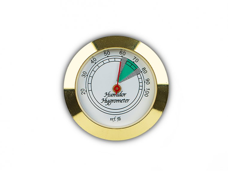 Humidor Hygrometer by Cheese Grotto - 1