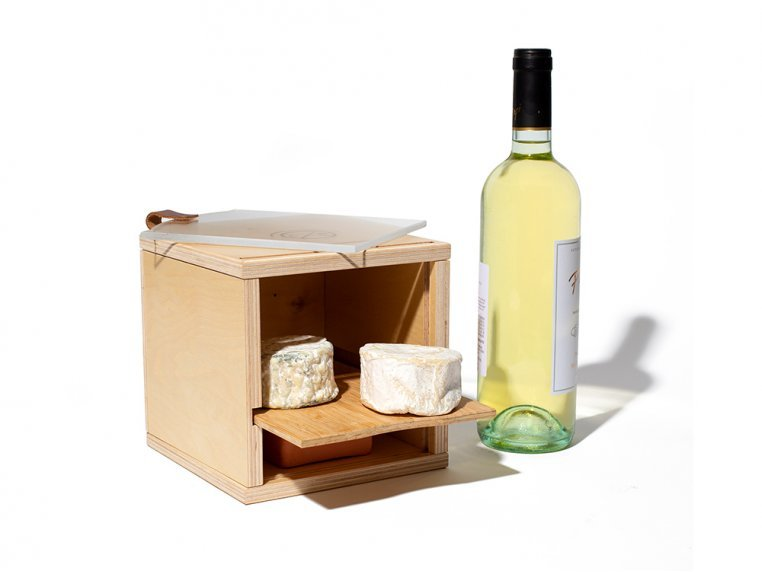 Compact Cheese Humidor by Cheese Grotto - 2