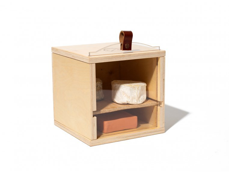 Compact Cheese Humidor by Cheese Grotto - 3