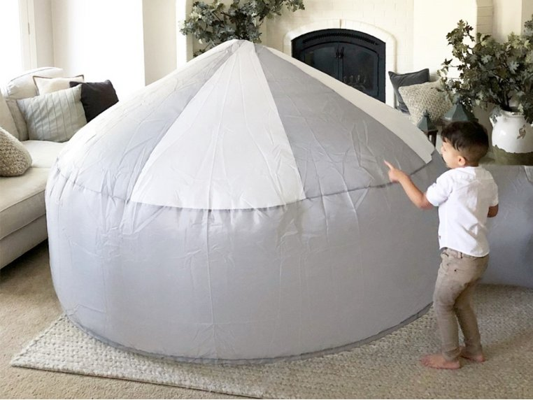Kids Indoor Play Tent by AirFort - 3