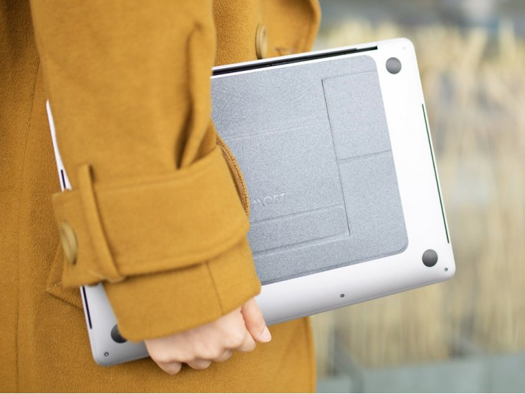 Adhesive Collapsible Laptop Stand by MOFT™ - 2