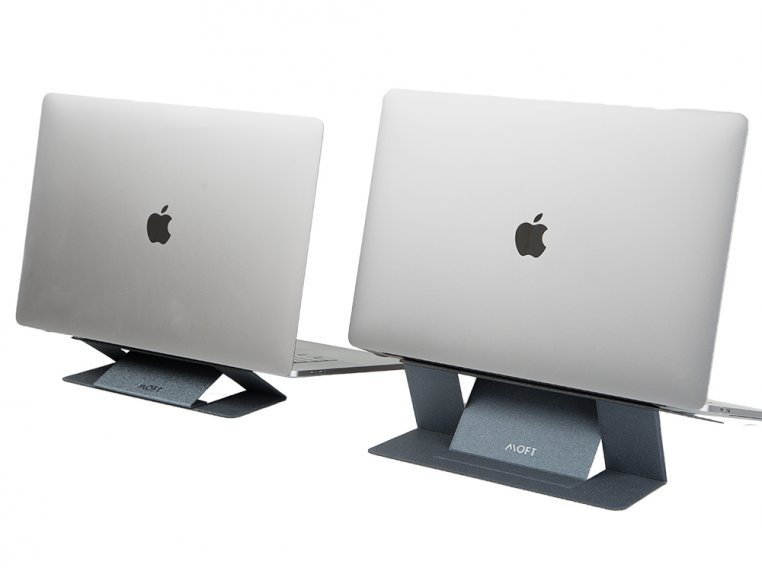 Adhesive Collapsible Laptop Stand by MOFT™ - 3