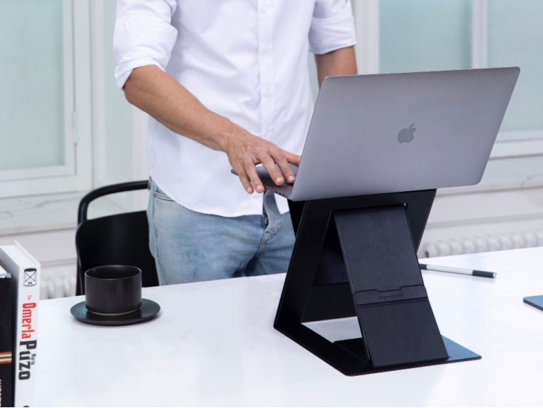 Invisible Lightweight Laptop Computer Stand by MOFT™ - 1