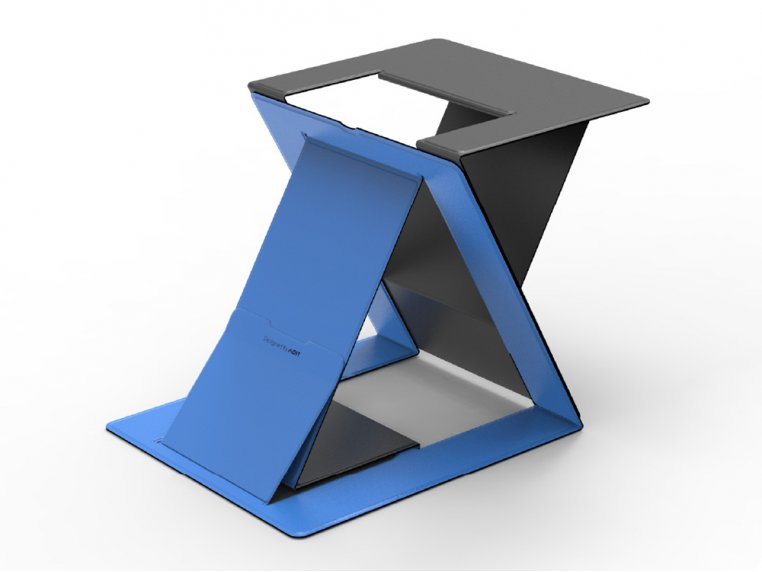 Invisible Lightweight Laptop Computer Stand by MOFT™ - 2