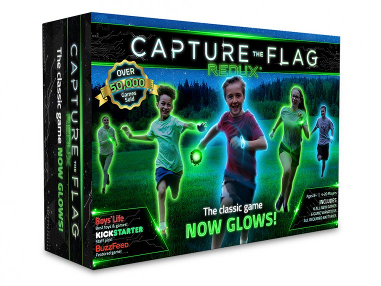 Light-Up Capture the Flag REDUX by Starlux Games - 6