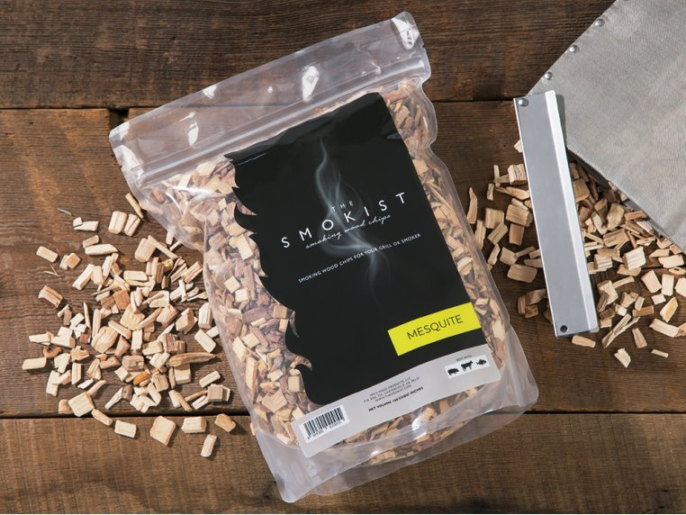 Wood Chips for Smoking Pouch by The Smokist™ - 1