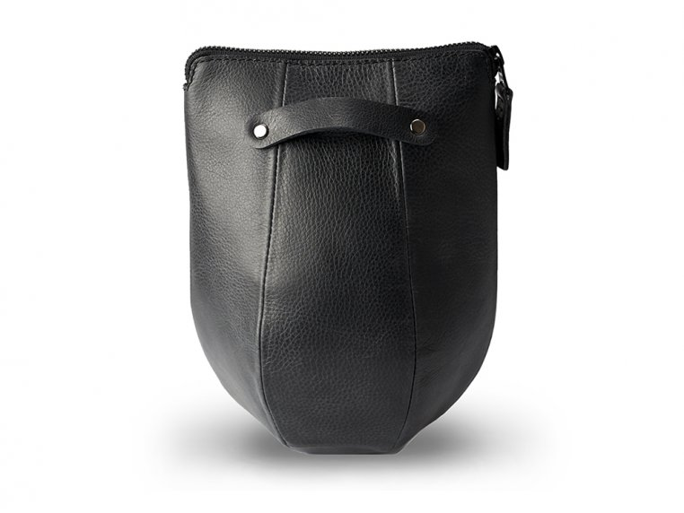 Leather Toiletry Bag by Capra Leather - 2
