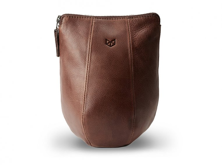 Leather Toiletry Bag by Capra Leather - 4