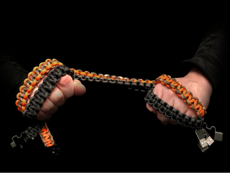 Paracord Survival Charging Cord by Dark Energy - 2