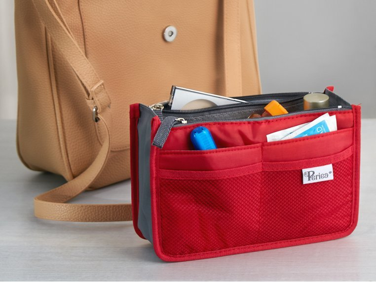 Nylon Purse Organizer by Periea - 1