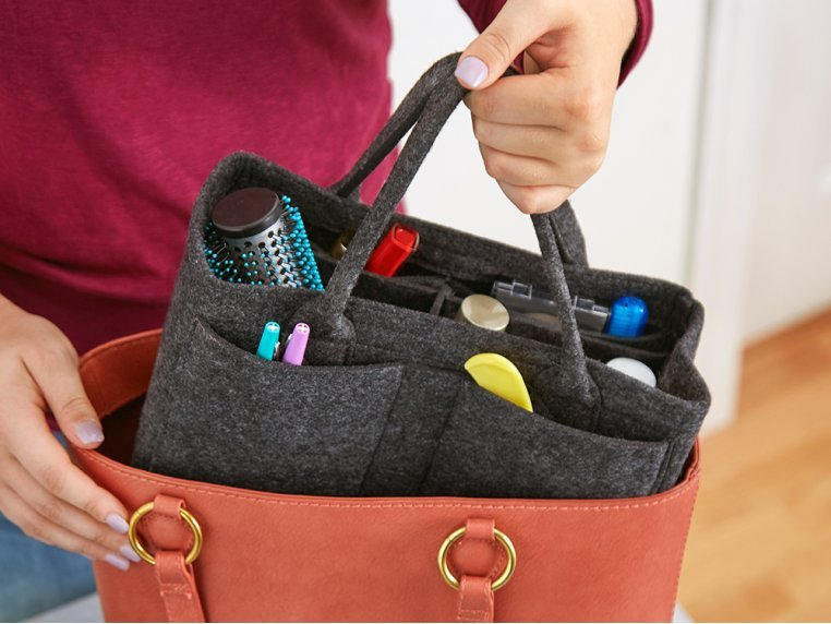 Felt Purse Organizer by Periea - 2