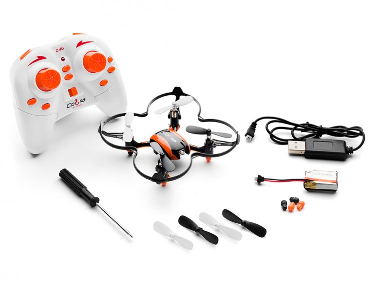 Micro Quadcopter Drone by Cobra RC Toys - 2