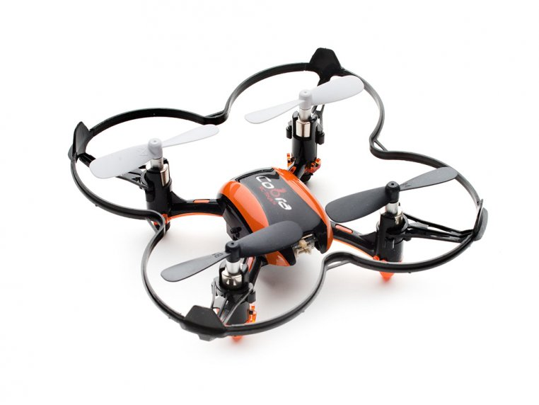 Micro Quadcopter Drone by Cobra RC Toys - 4