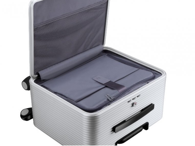 One-Touch Open Aluminum Carry-On by TUPLUS - 5
