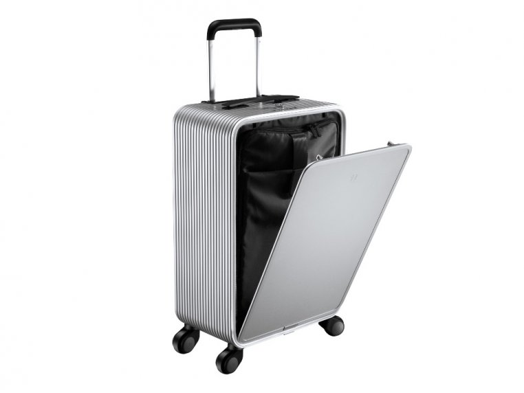 One-Touch Open Aluminum Carry-On by TUPLUS - 6